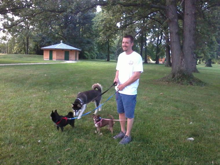 Dogs at Schappacher Park
