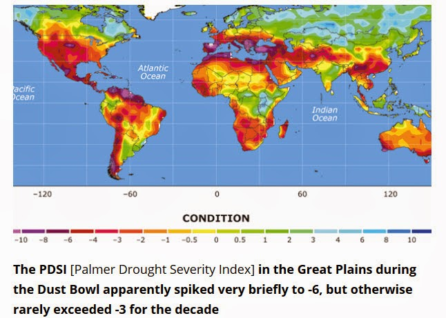 Climate Change Studies Risks And Responses Drought Maps - Climate change projections us map