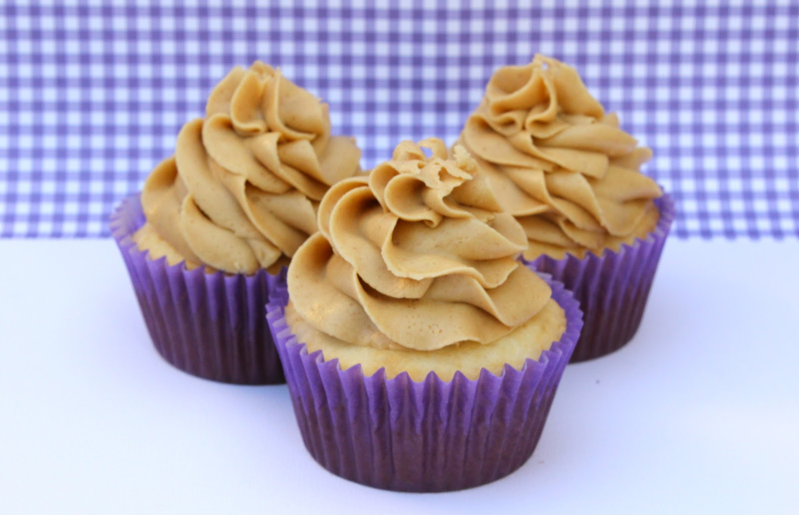 MBC: Peanut Butter and Jelly Cupcakes