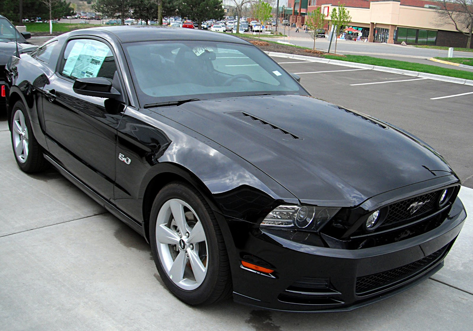 Sports Cars 2013 Ford Mustang Gt5 Wallpapers Hd
