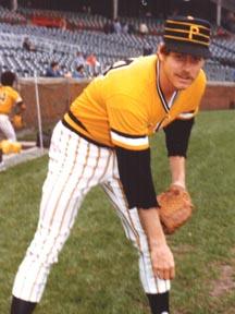 Dave Pagan 1977