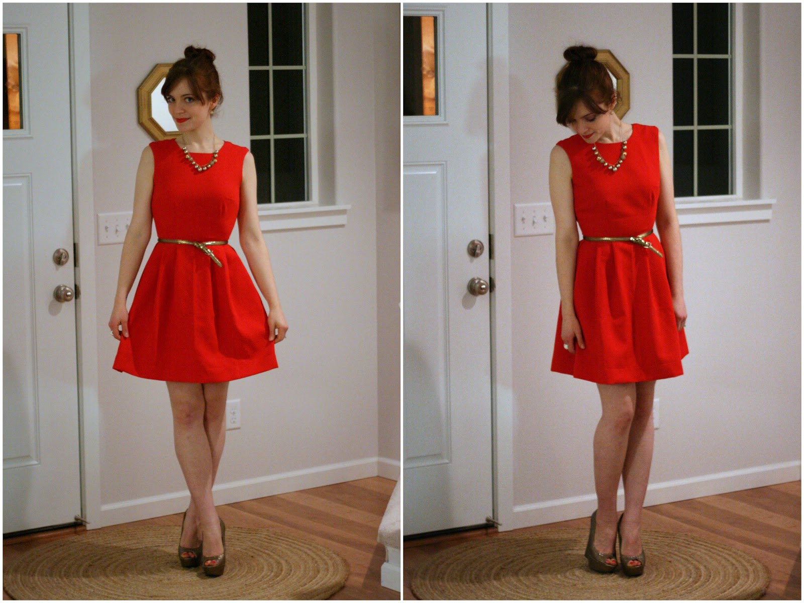The Christmas party dress, and How to Wear DIY / Create ...