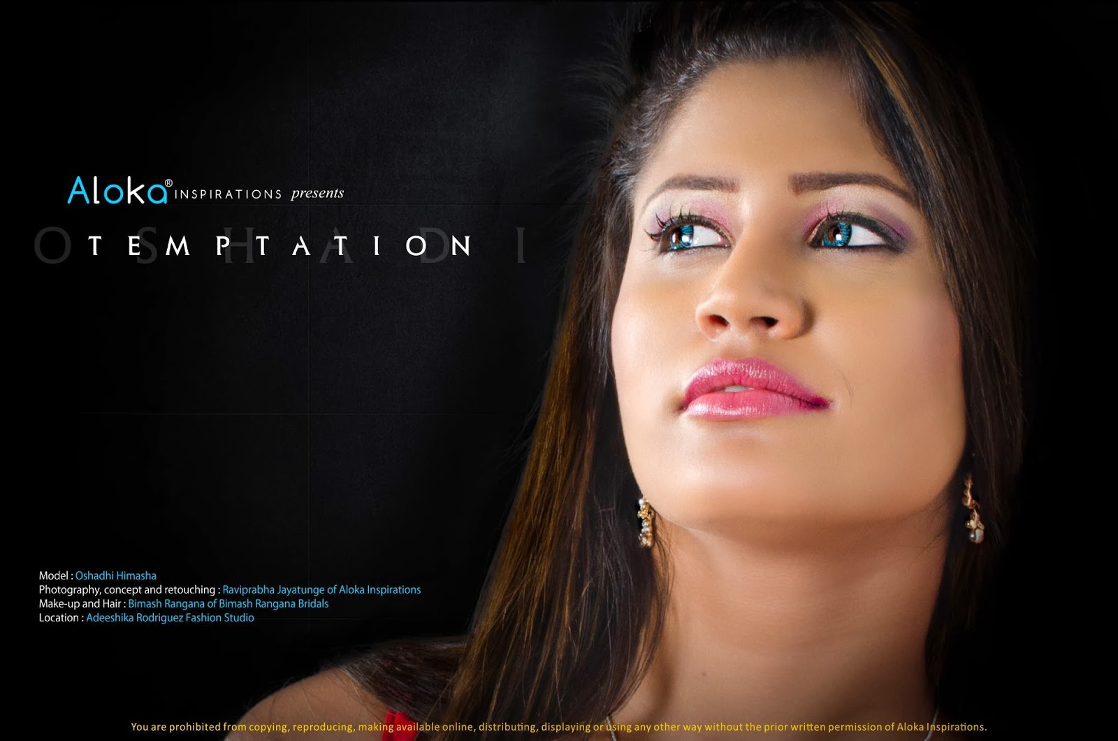 Oshadi Himasha Chavindi TEMPTATION by Aloka Inspirations