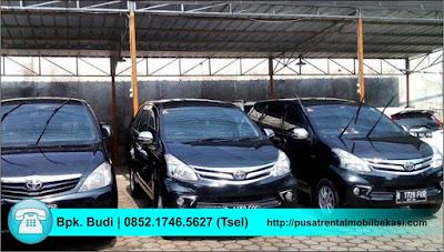 Harga rental mobil di bekasi barat