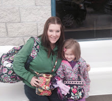 Macy & Mommy!