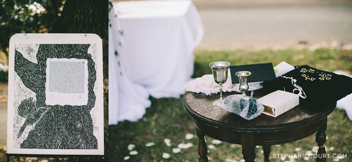 """jewish wedding ceremony photography"""