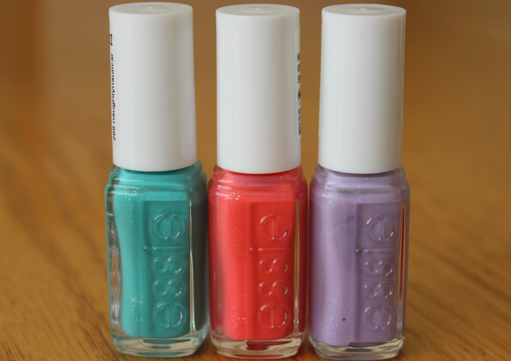 Essie Summer Mini Kits Lovely Ie Bits Best Irish Beauty Spring Collection Nail Polish Minis