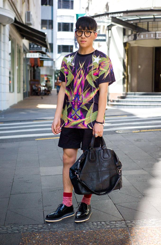 NZ street style, street style, street photography, Givenchy, Raf Simons, auckland street style, hot kiwi girls, kiwi fashion
