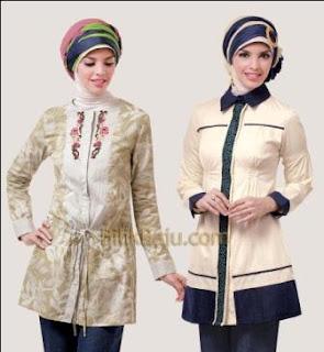 Baju Casual Muslim
