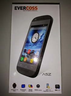 STOCK ROM Evercoss A5Z Original (FREE)