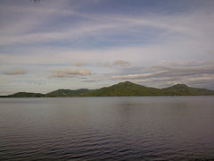 View of Batan Island from Brgy. Malobago