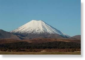 Vulcanólogos advierten sonre inminete erupción del volcán Ruapehu, en Nueva Zelanda