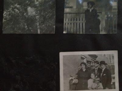 Olive Tree Genealogy Blog: WW1 Photo Album Page 7