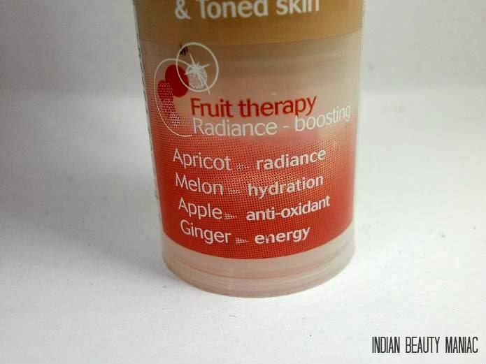 Bourjois Healthy Mix Foundation in Shade No. 55 Dark Beige about ingredients
