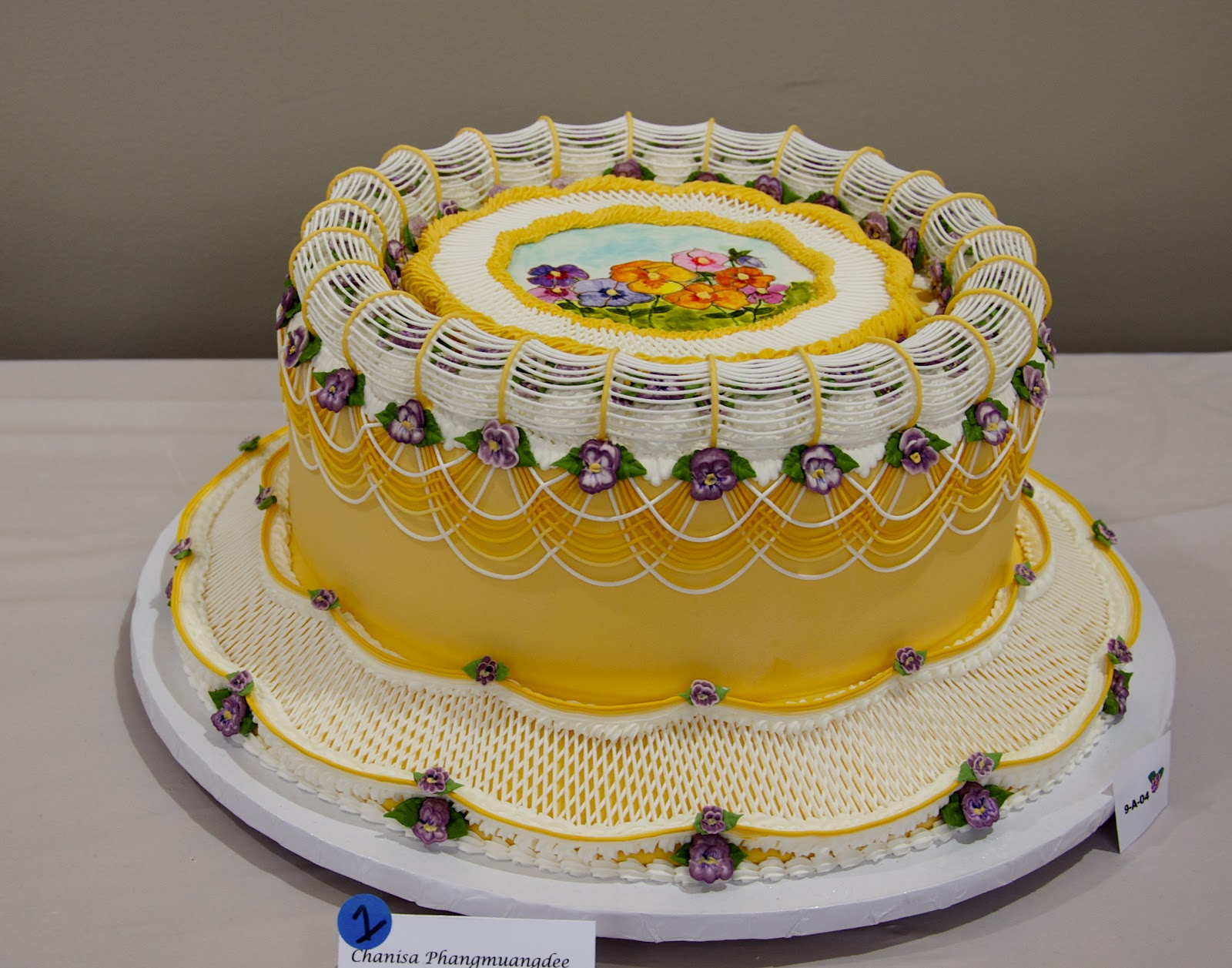 Foray into Food: Cake competitions, the good, the bad, the ugly and ...