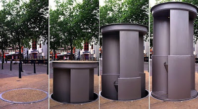 Lima Toilet Umum Paling Unik di Dunia