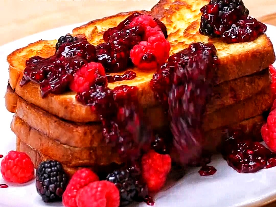 Wisk All Ingredients Together In Mediumlarge Bowl To Create Egg Wash  Fluffy French Toast Is Kissed With A Touch Of Cinnamon, Easy To Make