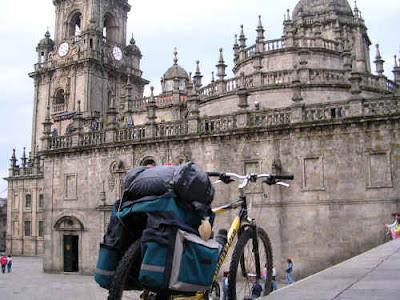 El Camino de Santiago en bici - que visitar