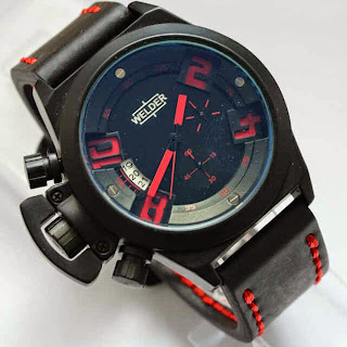 Welder K-27 Black Red
