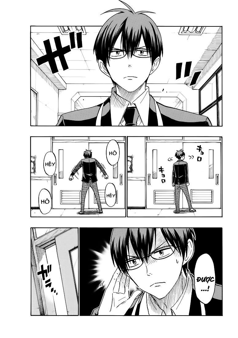 Yamada-kun to 7-nin no majo chap 183 Trang 6 - Mangak.info