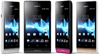 Review Sony Xperia Miro