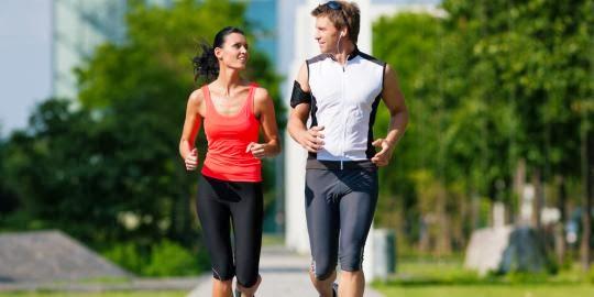 5 Keuntungan Olahraga di Pagi Hari