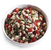 health master recipes, health, master, recipes, Bean Salad,