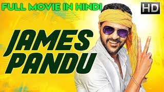 James Pandu (2019) Hindi Dubbed 720p WEBHD x264 1.2GB