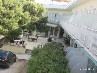 Aghia Marina, hotel Galini