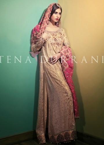 Tena Durrani Bridal Dresses 2014