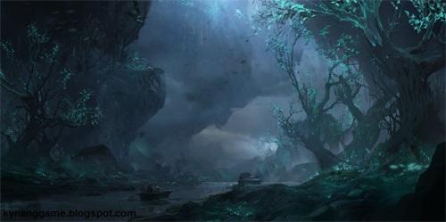 Quần đảo bóng đêm Shadow Isles
