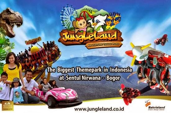 Kuis Berhadiah Free Pass Jungleland