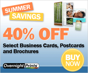 "Overnight Prints offers great deals which can be used not just in the USA but also from the international sites for Austria, France, Germany and Great Britain. The method to redeem the Overnight Prints coupons stays the same: Click on the button that says ""Get Coupon and Open Site"". This will cause a pop up window to display the discount code."