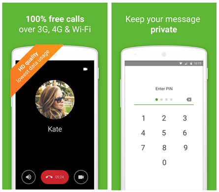 free call unlimited apk