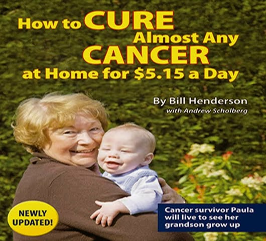 I will give U How to Cure Almost any Cancer at Home for $5