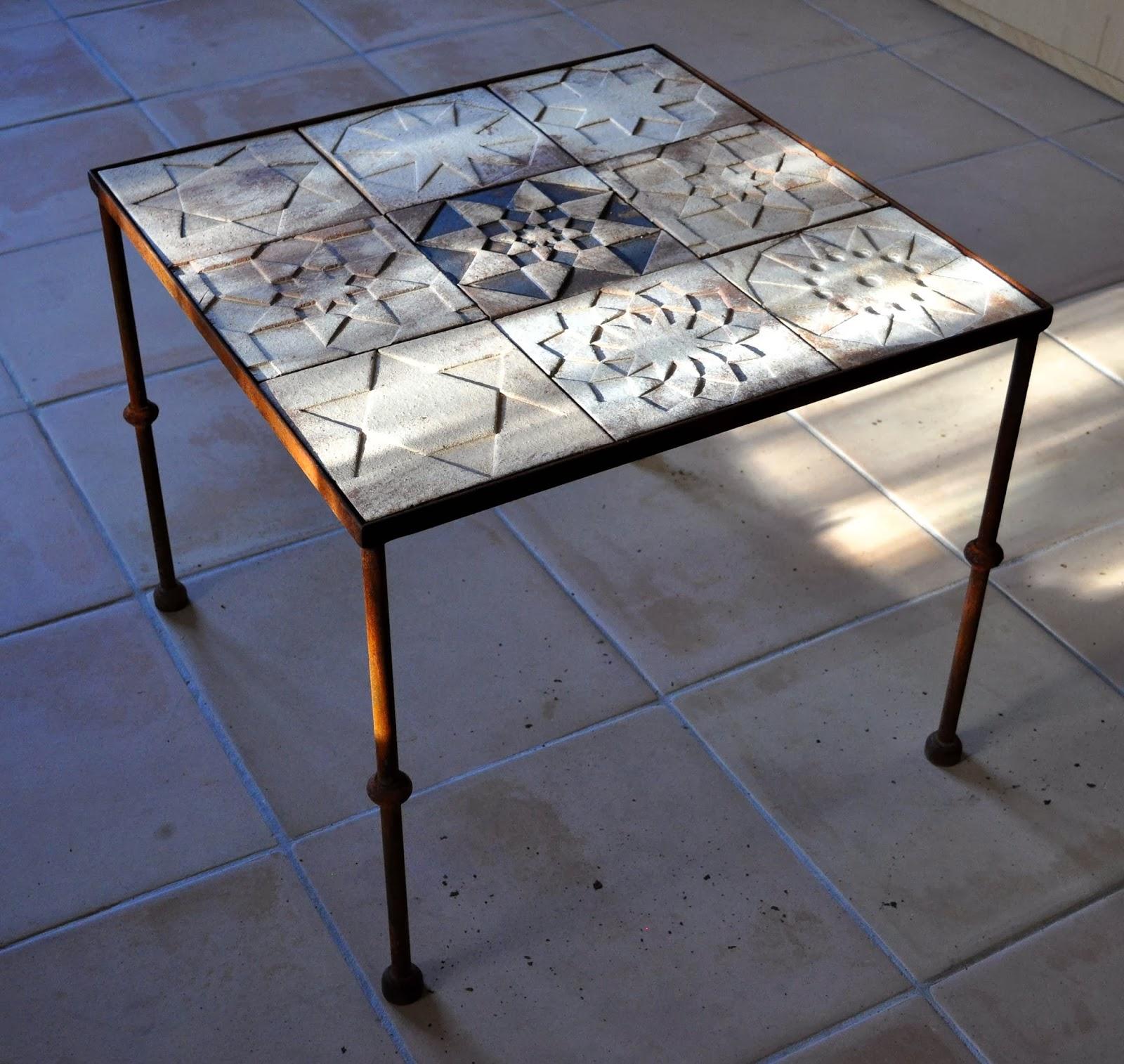 mariano carabias blog mesa de hierro y cer mica