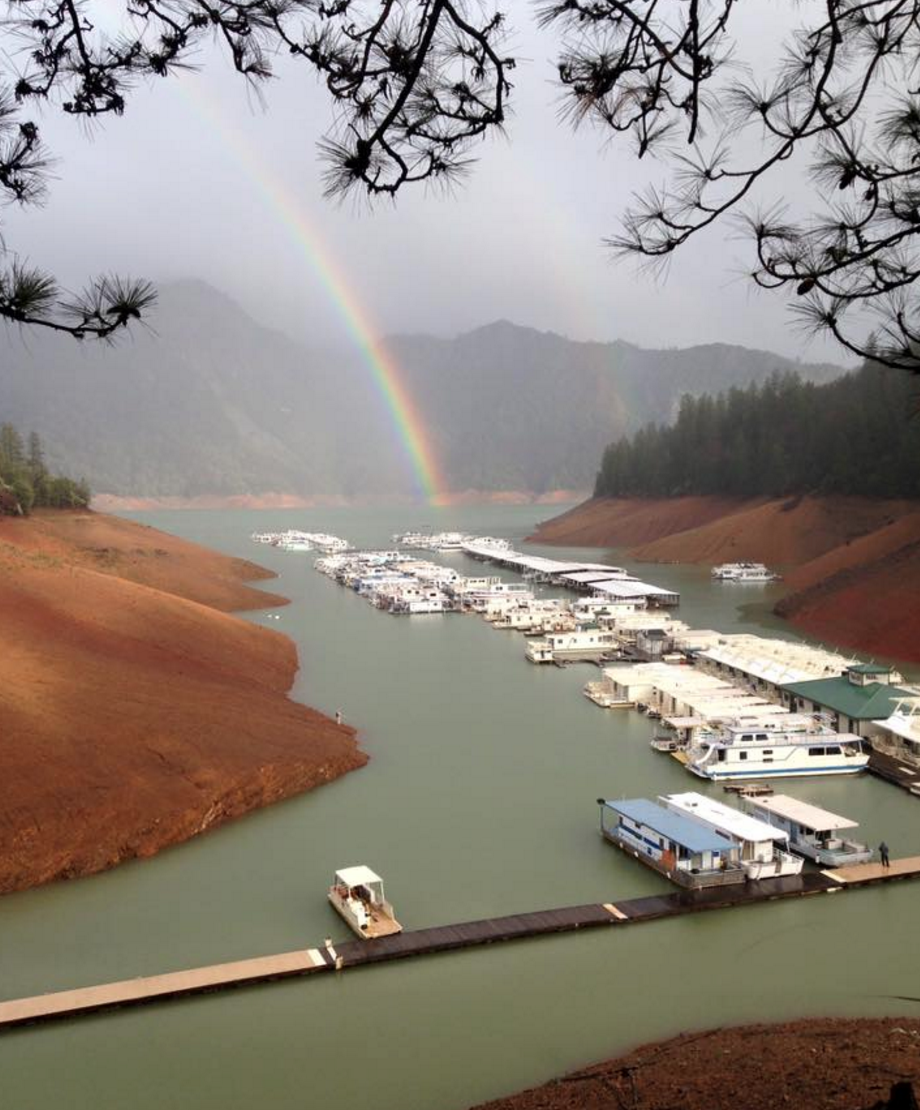 Lake Shasta: Keep Shasta Full