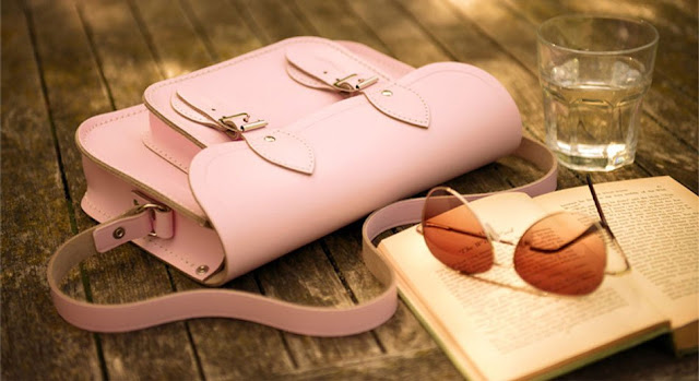 The Cambridge Satchel Company pink bag