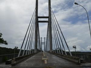 puente binacional brasil francia O Globo