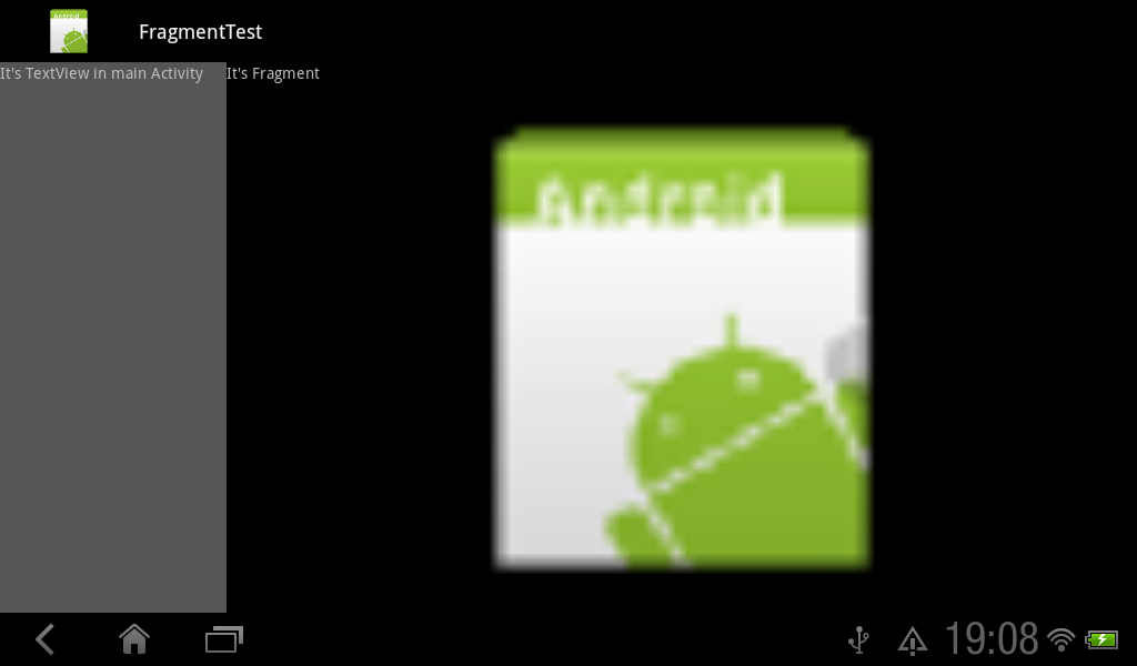Android-er: Programmatically add fragment