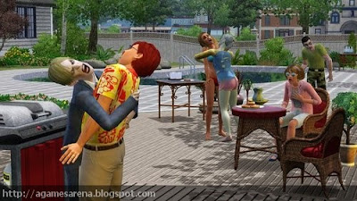 The Sims 3 Supernatural Screenshot
