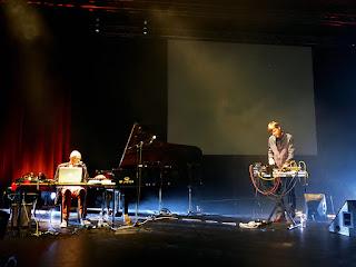 Roedelius & Stefan Schneider, Lifelines Roedelius / photo S. Mazars