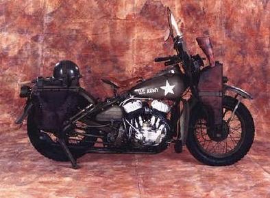Gambar-gambar motor perang dunia 2