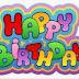 Tin nhắn SMS chúc mừng sinh nhật xếp bằng kí tự siêu đẹp và độc