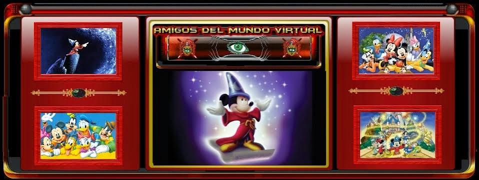 Disneyblog - Amigos del Mundo Virtual