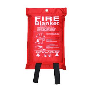 Cara Mudah Menggunakan Fire Blanket