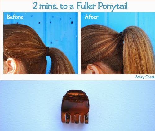 Hairstyles For Long Hair Claw Clip Best Hairstyles Collections