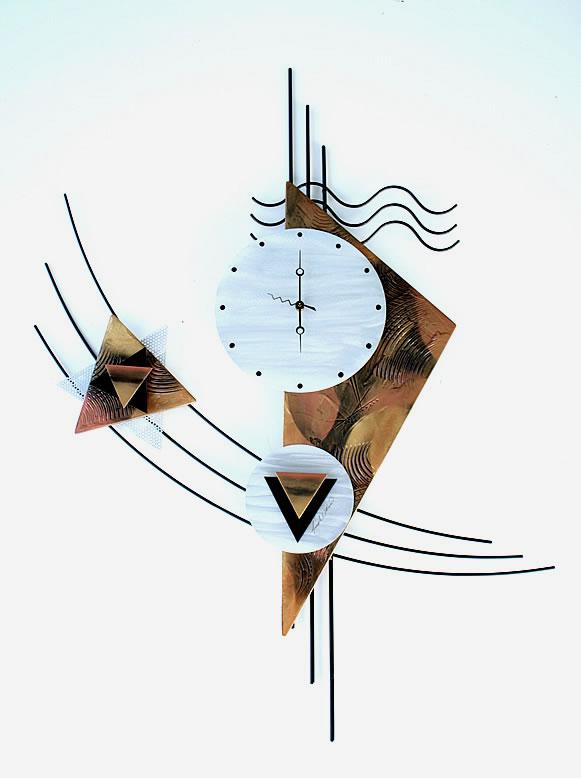 Wall Clock Art Design : Hobbies and interesting unique clock designs