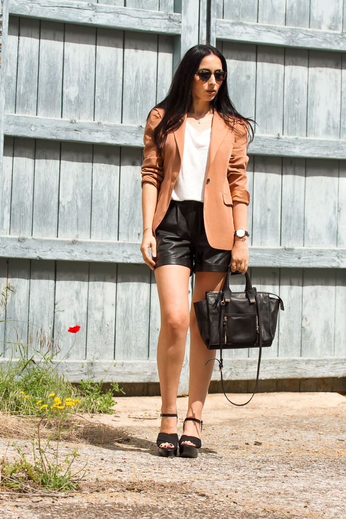 Casual chic attire - GO to the office fresh and comfy