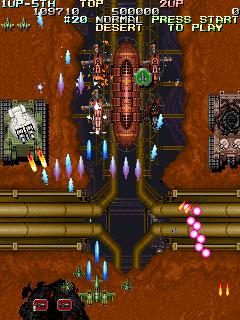 Battle Bakraid arcade game download free